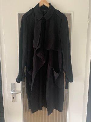 H&M Pilotenjas zwart