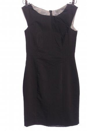 H&M Bleistiftkleid schwarz Elegant