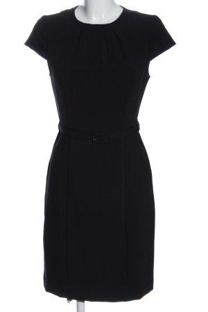 H&M Falda estilo lápiz negro estilo «business»