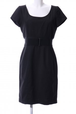 H&M Bleistiftkleid schwarz Business-Look