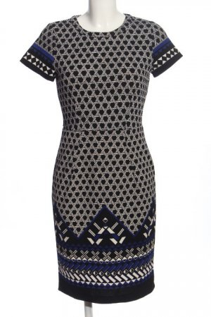 H&M Pencil Dress allover print business style
