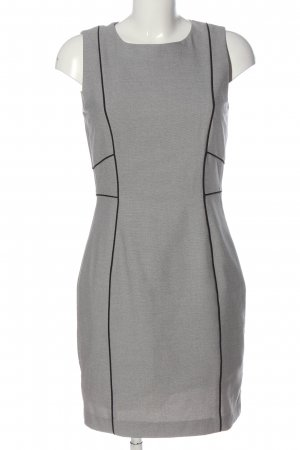 H&M Pencil Dress light grey-black casual look