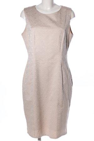 H&M Falda estilo lápiz gris claro estampado repetido sobre toda la superficie