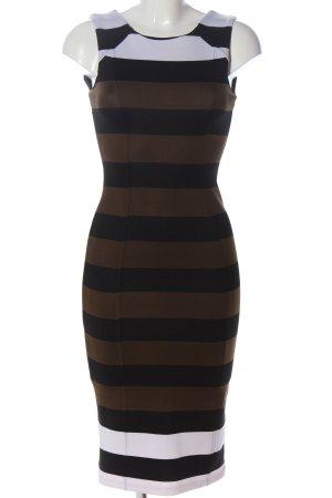 H&M Pencil Dress striped pattern casual look