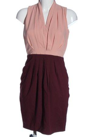 H&M Bleistiftkleid pink-rot Elegant