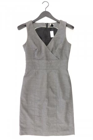H&M Bleistiftkleid Größe 36 Ärmellos grau aus Polyester