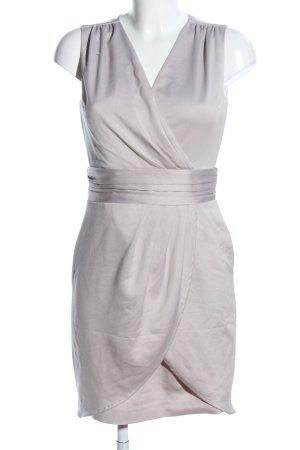 H&M Falda estilo lápiz gris claro look casual