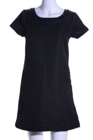 H&M Abito longuette nero stile professionale