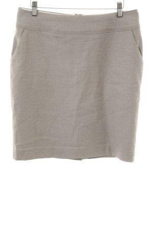 H&M Bleistiftrock beige Business-Look
