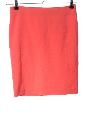 H&M Bleistiftrock pink Casual-Look