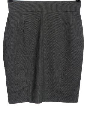 H&M Bleistiftrock schwarz Casual-Look
