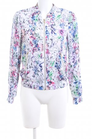 H&M Blouson flower pattern casual look