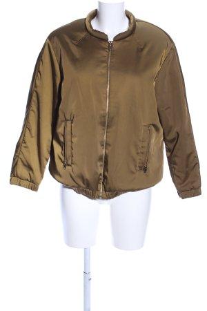H&M Blouson bronzefarben Casual-Look