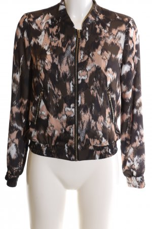 H&M Blouson abstract pattern casual look