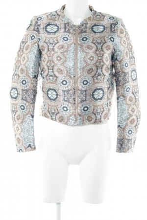 H&M Blouson abstract pattern elegant