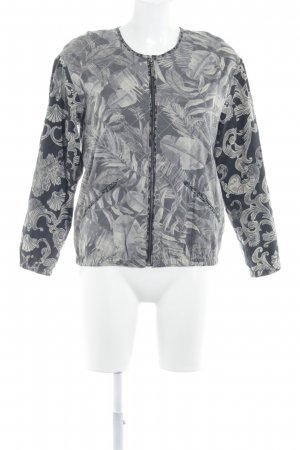H&M Blouson abstract pattern extravagant style