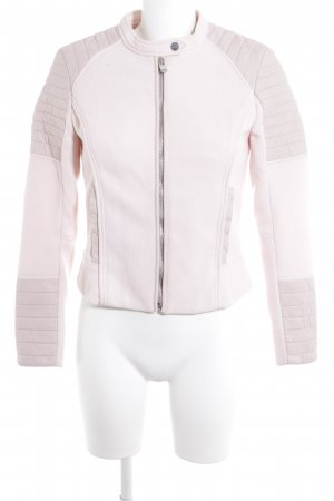 H&M Blouson dusky pink casual look mixture fibre