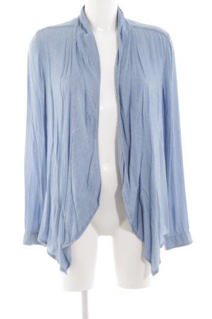 H&M Blouson blassblau Casual-Look