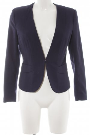 H&M Blouson dark blue business style