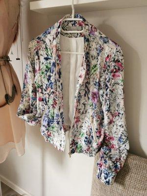 H&M Blouson Floral Casual