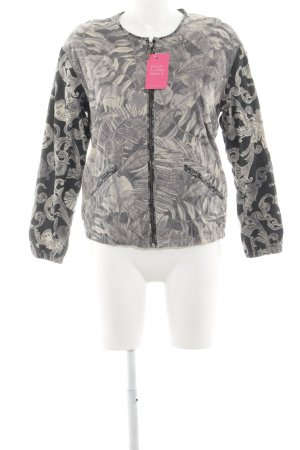 H&M Blouson florales Muster Casual-Look