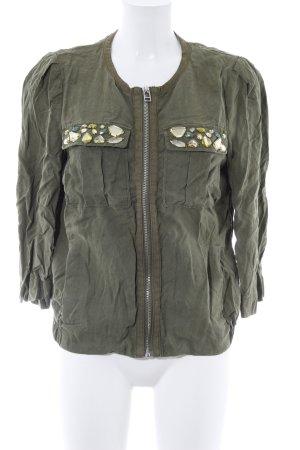 H&M Blouson khaki Casual-Look