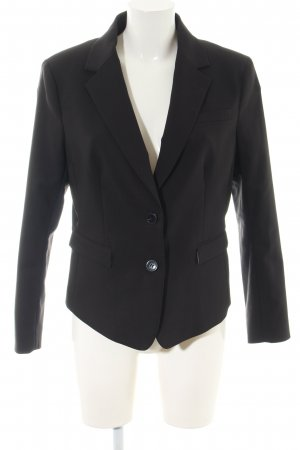H&M Blouson schwarz Business-Look