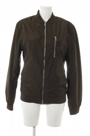 H&M Blouson silver-colored-olive green
