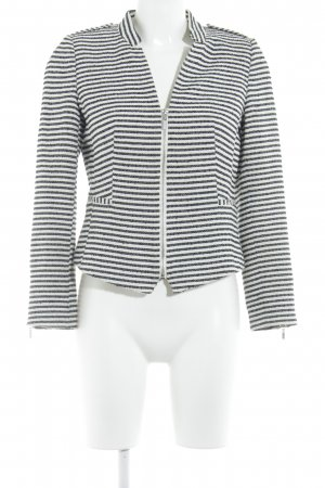 H&M Blouson striped pattern business style