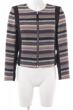 H&M Blouson striped pattern elegant