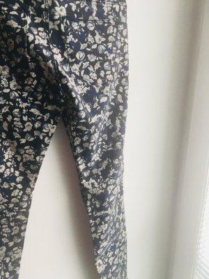 H&M Blumen Jeans Größe 42