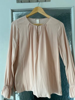H&M Camicetta lunga color oro rosa