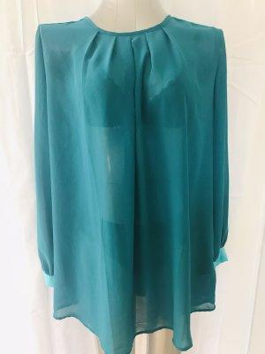 H&M Bluse 36/S grün