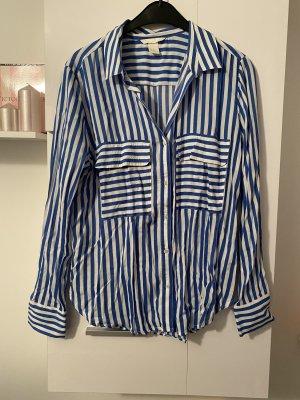 H&M bluse 38 S gestreift