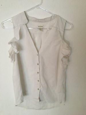 H&M Bluse 40 weiß