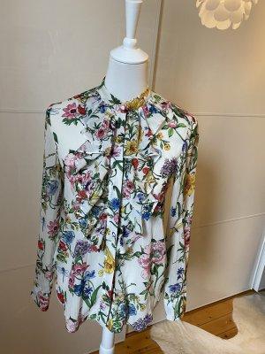 H&M Camicetta con arricciature multicolore