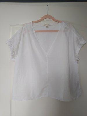 H&M Bluse Blusenshirt Tunika Tunikabluse Tunikashirt