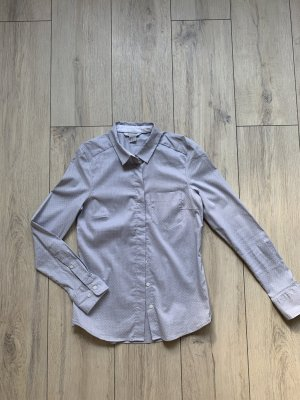 H&M - Bluse grau gepunktet - EUR 34