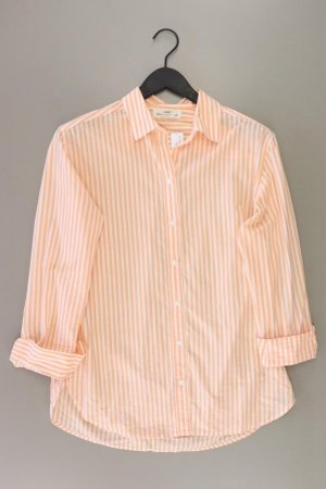 H&M Blouse gold orange-light orange-orange-neon orange-dark orange cotton