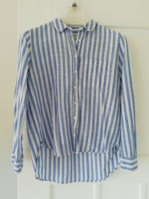 H&M Bluse Hemd Hemdbluse