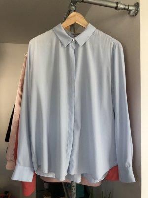 H&M Bluse himmelblau 42