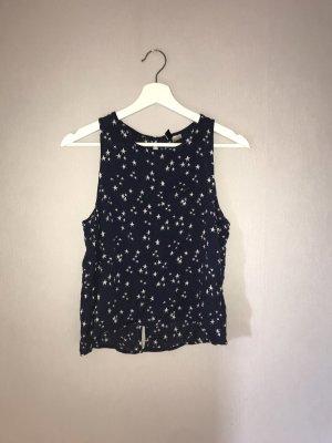 H&M Bluse mit Sternen