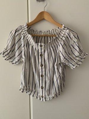 H&M Bluse Shirt Größe 34