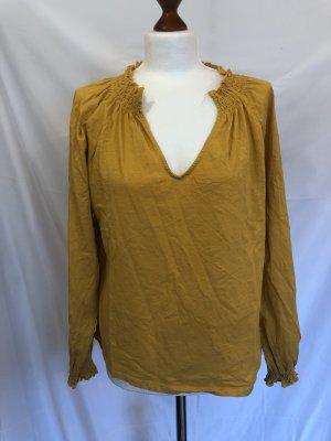 H&M L.O.G.G. Camicia a tunica giallo-giallo-oro