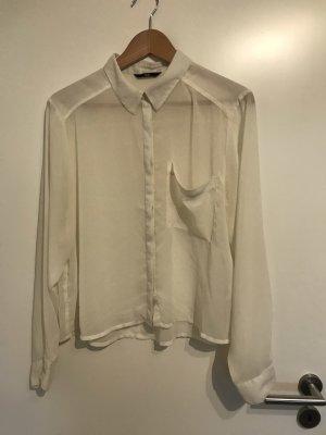 H&M Bluse weiß