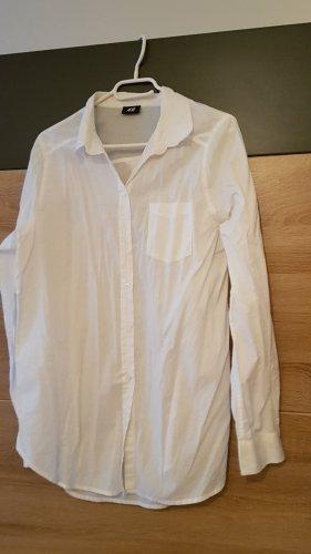 H&M Bluse Weiß Gr. 38