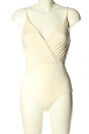 H&M Bodysuit Blouse cream casual look