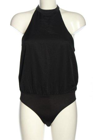 H&M Bodysuit Blouse black elegant