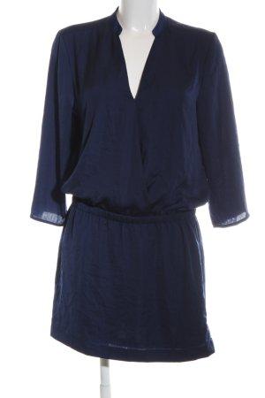H&M Empiècement de blouses bleu style décontracté