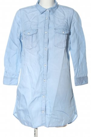 H&M Blouse Jacket blue casual look